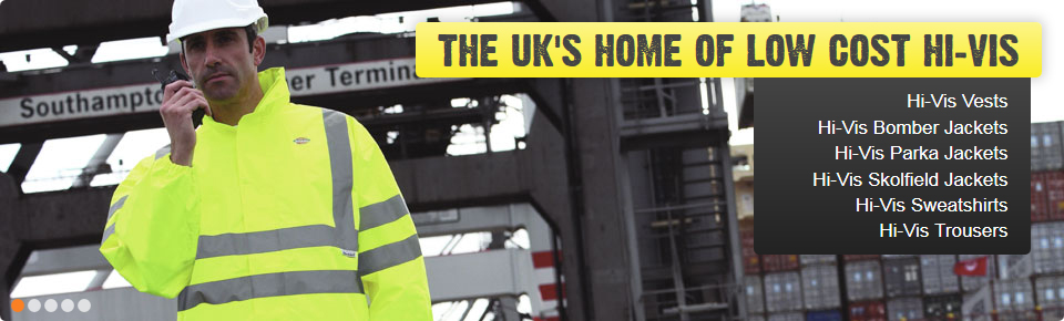Cheap Hi Vis Workwear The Site Supply Company Limited
